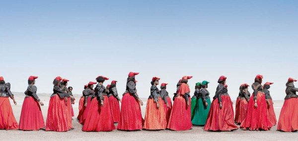 Herero women